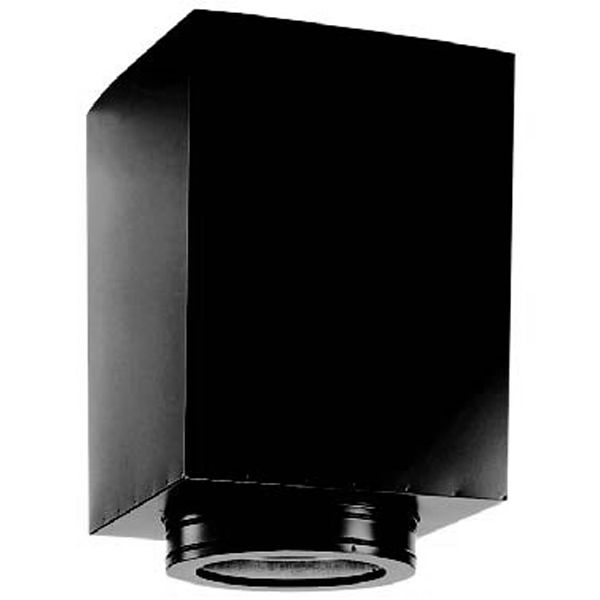 """DuraTech Reduced Clearance Sq. Ceiling Support Box-24"""" high image number 0"""
