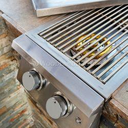 Summerset Sizzler Pro Double Side Gas Burner