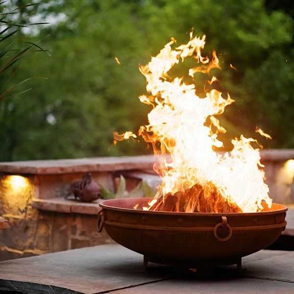Emperor Wood Burning Outdoor Fire Pit image number 3