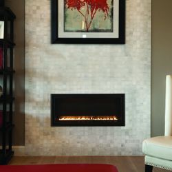 Empire Boulevard SL Ventless Gas Fireplace