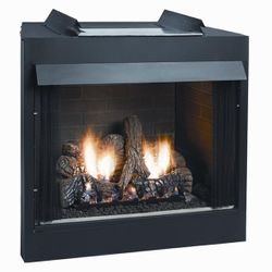 Empire Breckenridge Premium Ventless Firebox