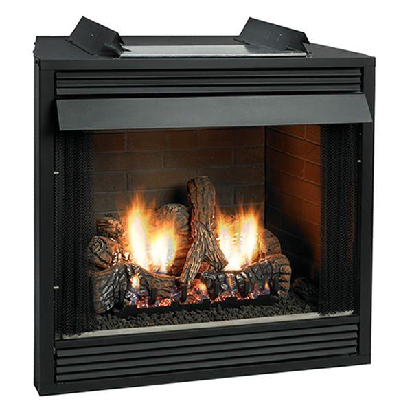 Empire Breckenridge Premium Ventless Louvered Firebox image number 0