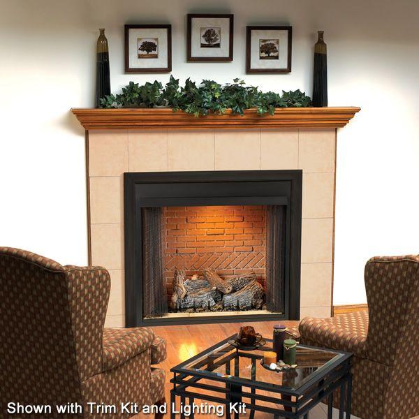 Empire Breckenridge Select Ventless Firebox image number 1