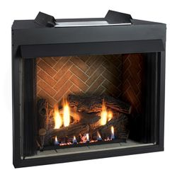 Empire Breckenridge Select Ventless Firebox