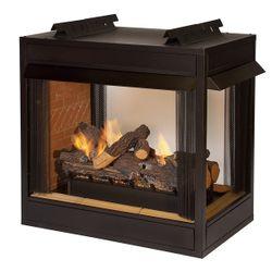 Empire Breckenridge Ventless Peninsula Firebox