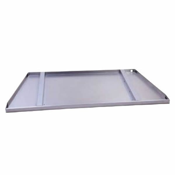 "Empire Carol Rose 42"" Fireplace Drain Tray image number 0"