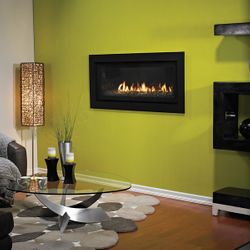 Empire Contemporary Boulevard Direct Vent Fireplace - 41""