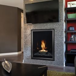 Empire Forest Hills Contemporary Direct Vent Gas Fireplace