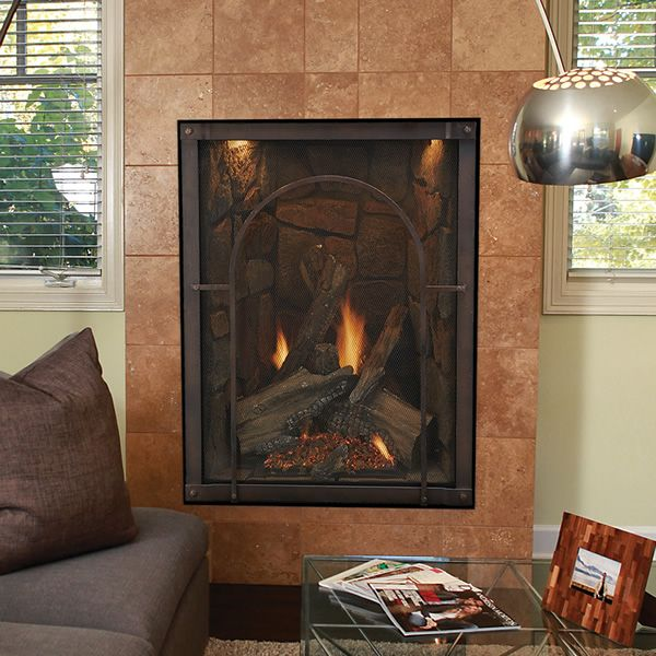 Empire Forest Hills Traditional Direct Vent Fireplace image number 0