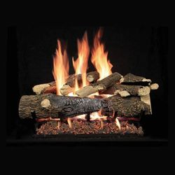 Empire Frontier Vented Gas Log Set