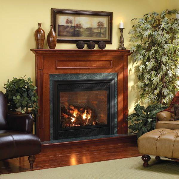 """Empire Luxury Tahoe Direct Vent Gas Fireplace - 36"""" image number 0"""