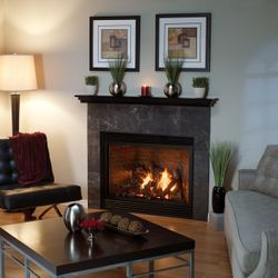 """Empire Luxury Tahoe Direct Vent Gas Fireplace - 42"""""""