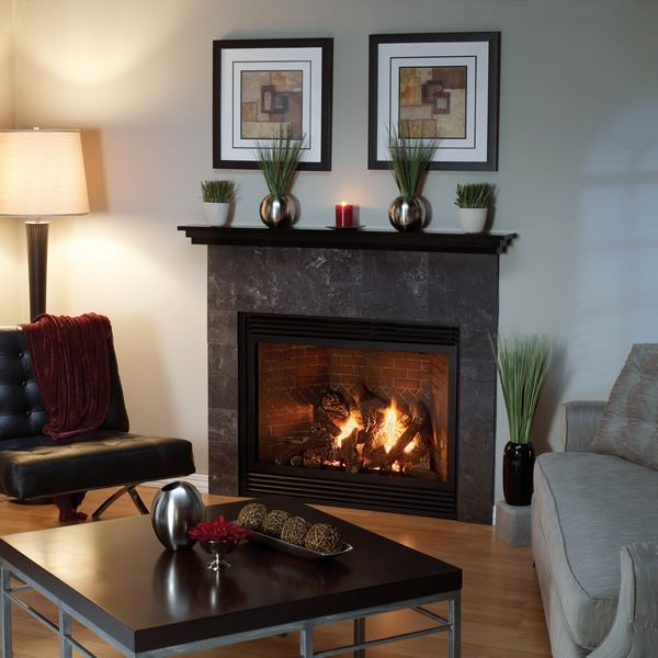 """Empire Luxury Tahoe Direct Vent Gas Fireplace - 42"""" image number 2"""