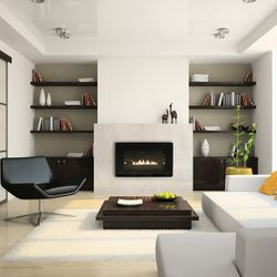 Empire Loft Series VFL20 Ventless Fireplace