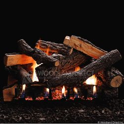 Empire Ponderosa Ventless Gas Log Set