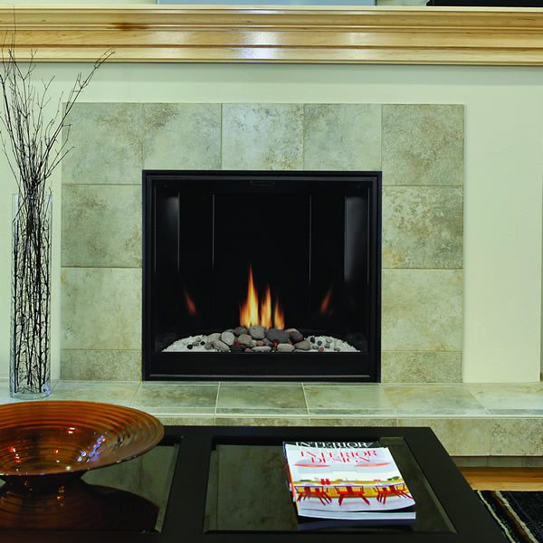 """Empire Premium Tahoe Contemporary Direct Vent Fireplace 36"""" image number 0"""