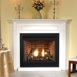 "Empire Premium Tahoe Direct Vent Gas Fireplace - 48"""