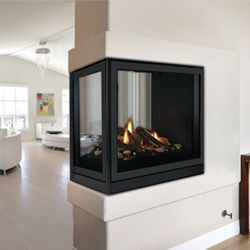 "Empire Premium Tahoe Peninsula Direct Vent Fireplace - 36"""