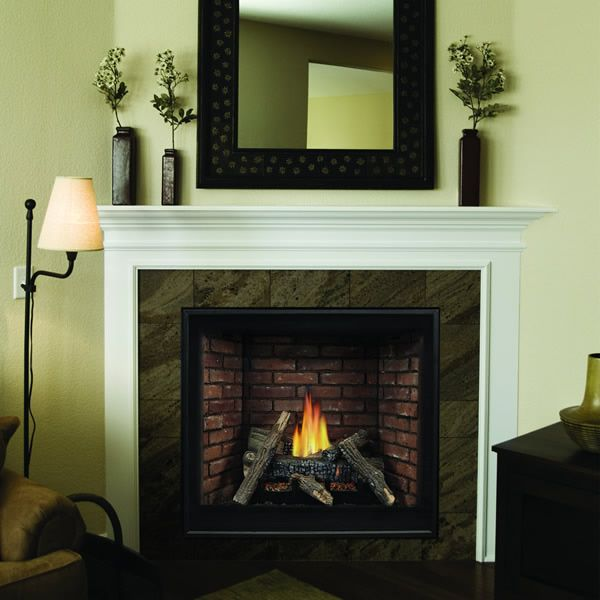 "Empire Premium Tahoe Traditional Direct Vent Fireplace - 36"" image number 0"