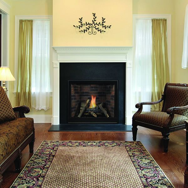 "Empire Premium Tahoe Traditional Direct Vent Fireplace - 42"" image number 0"