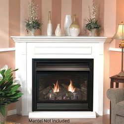 Empire Premium Vail Ventless Gas Fireplace - 36""
