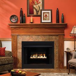 Empire Profile Mantel