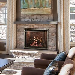 """Empire Rushmore Direct Vent Fireplace - 40"""""""