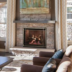 """Empire Rushmore Direct Vent Fireplace - 36"""""""