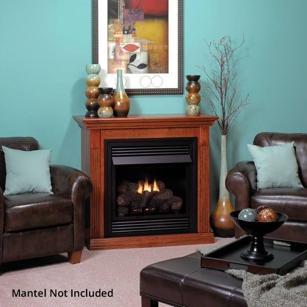 """Empire Vail Ventless Gas Fireplace - 26"""" image number 0"""