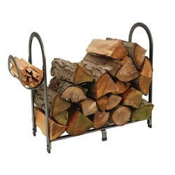 Arch Indoor Firewood Rack