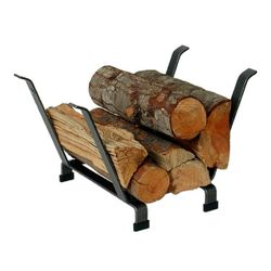Country Home Indoor Firewood Rack