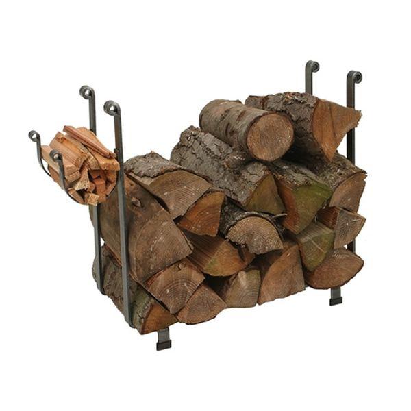 Enclume Large Rectangular Indoor Firewood Rack image number 0