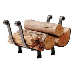 Log Indoor Firewood Rack