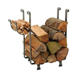 Rectangular Indoor Firewood Rack