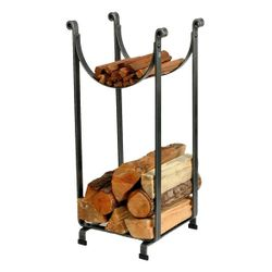 Sling Indoor Firewood Rack