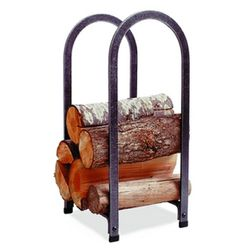Vertical Arch Indoor Firewood Rack