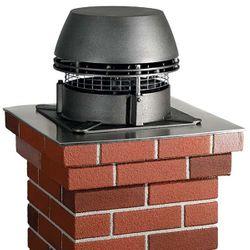Enervex RSHT14 EFC/EcoDamper Wood Burning Chimney Fan System