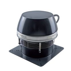 Enervex RSHT9 EcoDamper Wood Burning Chimney Fan System