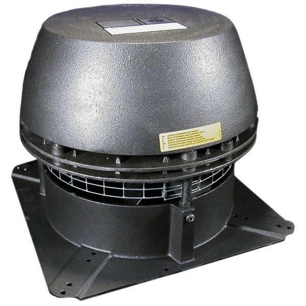 Enervex RS16 EcoDamper Gas Burning Chimney Fan System image number 1