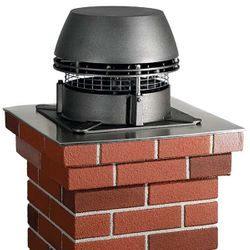 Enervex RS12 EcoDamper Gas Burning Chimney Fan System