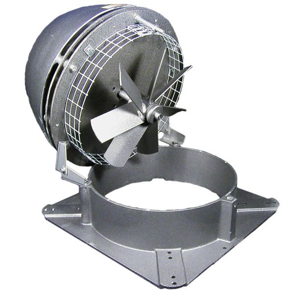 Enervex RS9 EcoDamper Gas Burning Chimney Fan System image number 2