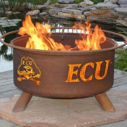 East Carolina Wood Burning Fire Pit