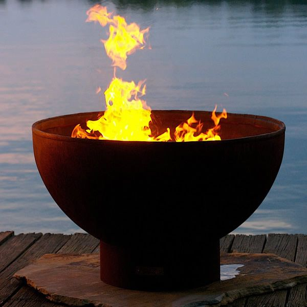 Eclipse Wood Burning Fire Pit image number 0