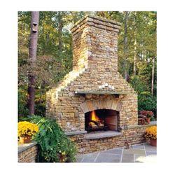 Elite Outdoor Custom Classique Fireplace