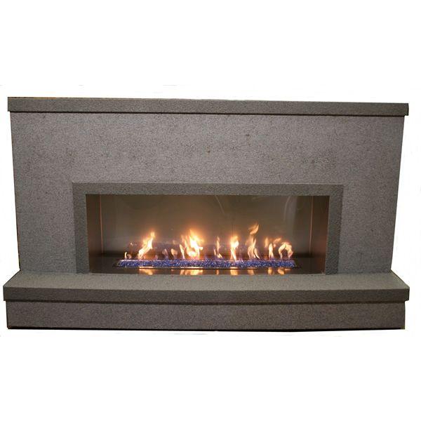 Elite Outdoor Custom Linear Fireplace image number 0