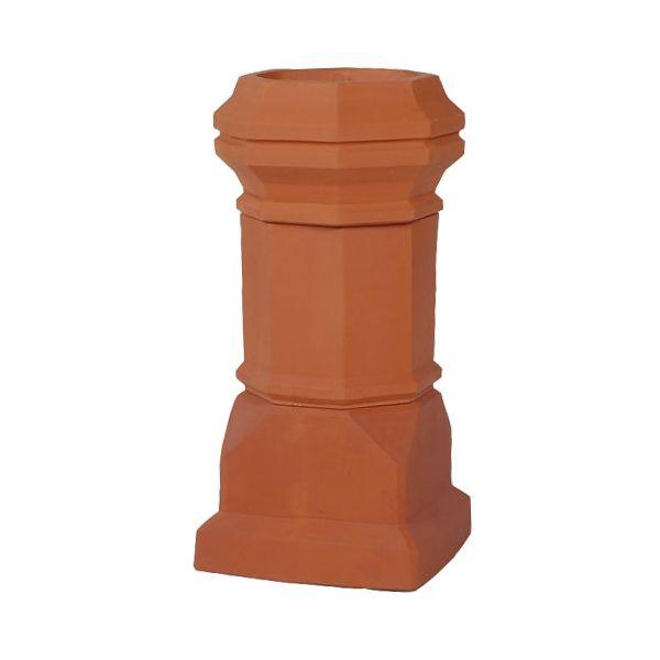 Sandkuhl Estate Magnum E Clay Chimney Pot image number 0