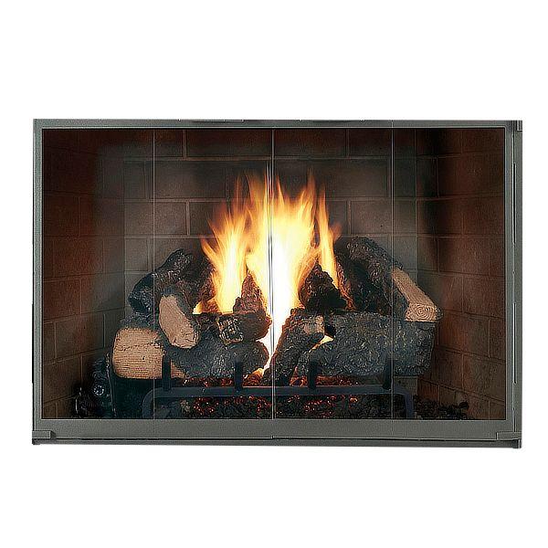 Essex ZC Fireplace Glass Door image number 0
