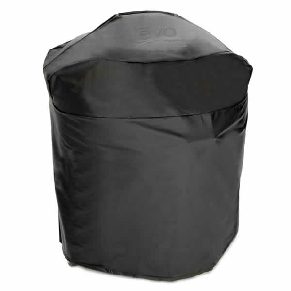 "Evo Professional Wheeled Cart Vinyl Grill Cover - 30"" image number 0"
