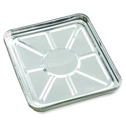 Foil Drip Tray Liners - 48 pack