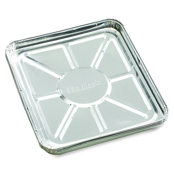 Fire Magic Foil Drip Tray Liners - 48 pack image number 0